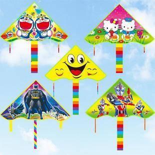 【送风筝线】潍坊卡通儿童风筝