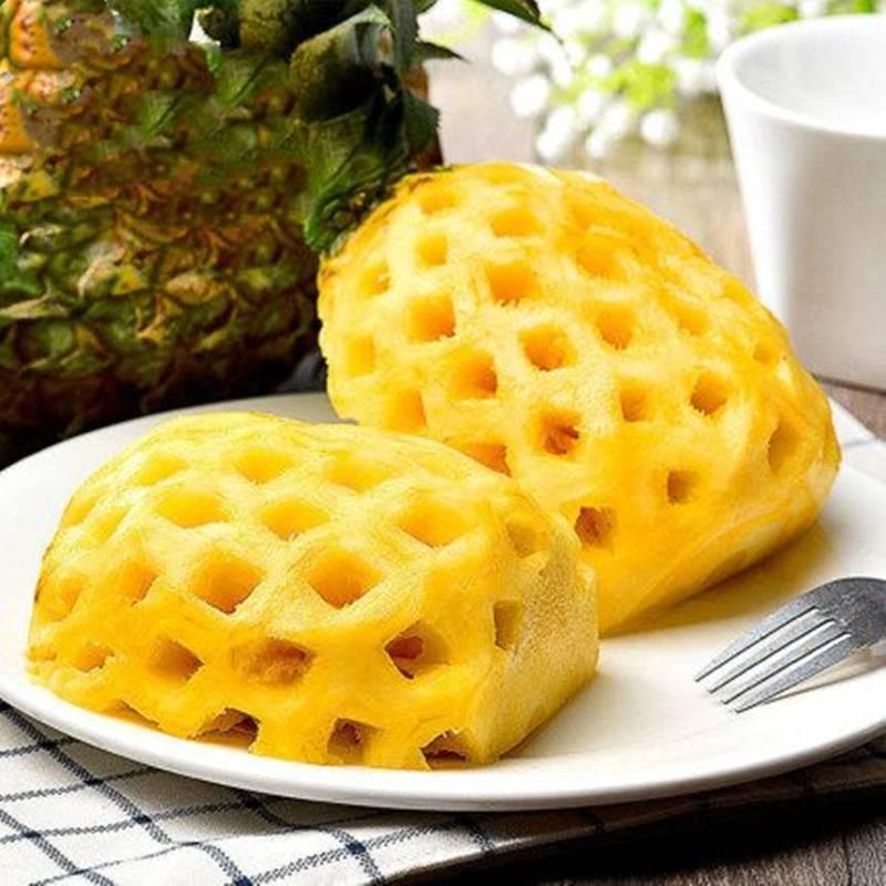 大果!云南香水小菠萝带箱10斤