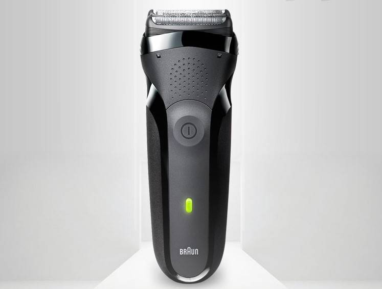 男士电动剃须刀301s充电式刮胡刀往复式胡须刀
