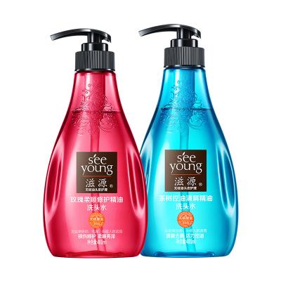 【滋源】玫瑰茶树精油无硅油洗发水