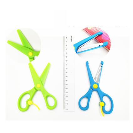 儿童剪纸书diy手工制作材料男女孩3-6岁益智玩具安全不伤手