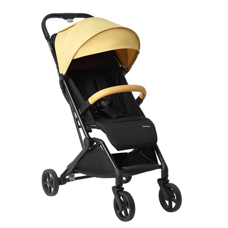 美国Joowaa初画婴儿车Peli A1 Plus登机可坐可躺轻便折叠婴儿推车