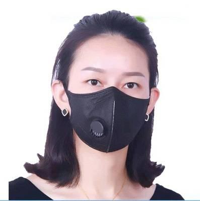 10只装 三层无纺布印花口罩 防尘一次性口罩