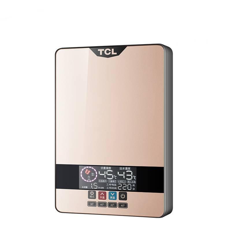 TCL即热式电热水器电家用小型速热淋浴器恒温洗澡机免储水加热器