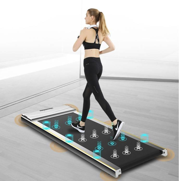 平板跑步机家用款小型静音简易电动室内女迷你折叠式走路走步机