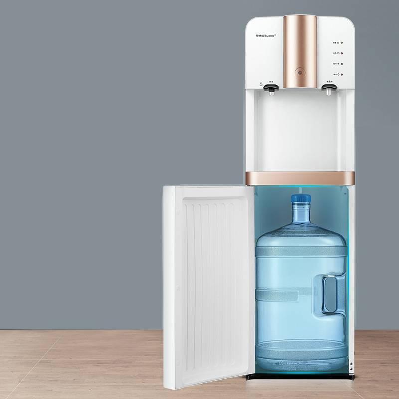 豪华饮水机下置水桶立式家用制冷制热全自动智能管线机冰温热多用