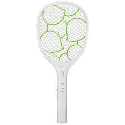电蚊拍usb可充电式家用强力多功能灭蚊子神器苍蝇拍带灭蚊灯两用