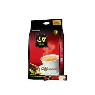 中原g7咖啡100條越南1600g速溶咖啡速溶提神 學生奶香三合一正品