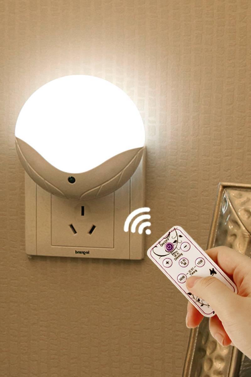 DEAMAK智能人体感应小夜灯不插电led过道家用充电式自动光控楼道