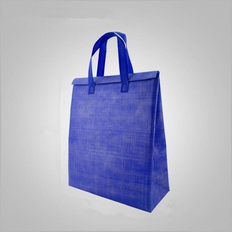 无纺布袋定做印logo手提袋子帆布袋定制购物环保袋订做外卖袋覆膜