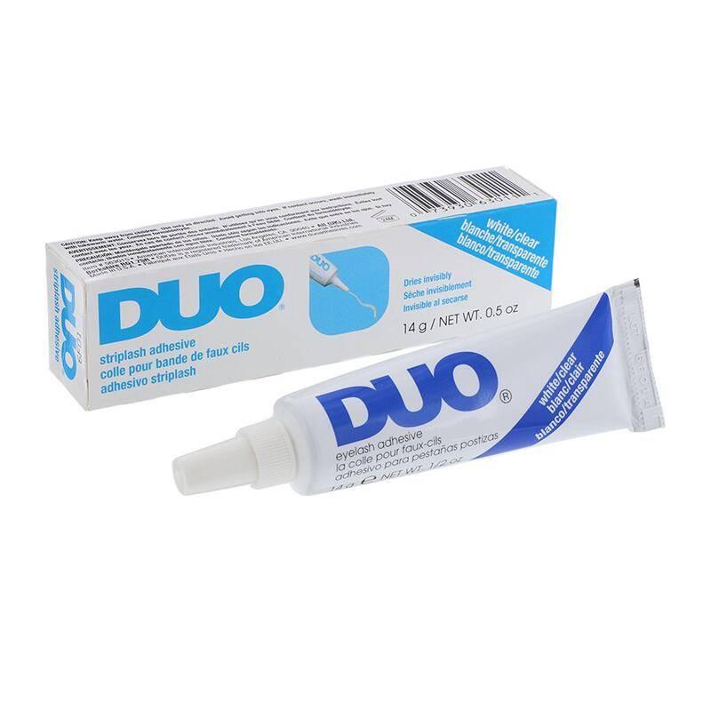 DUO假睫毛胶水防过敏正品超粘持久透明睫毛胶14g