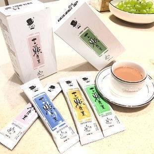 阿薩姆奶茶袋裝手爆搖速溶奶茶粉沖泡飲品店專用原材料小包32條
