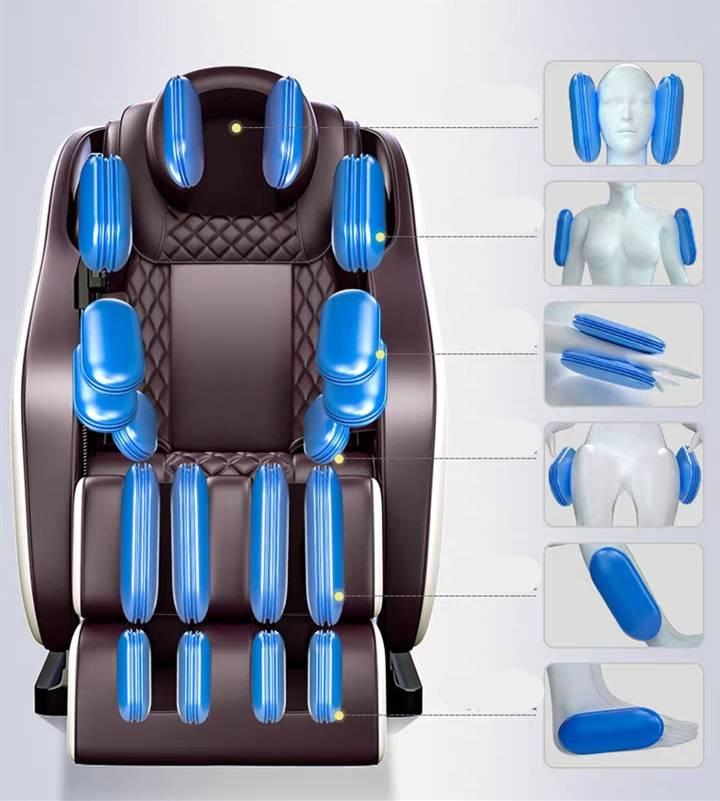 南极人家用按摩椅新款全身多功能老人器全自动电动小型太空豪华舱