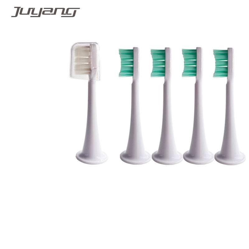 适配于小米T100/米家T300/T500电动牙刷刷头杜邦软毛声波牙刷刷头
