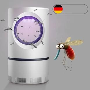 灭蚊灯家用室内静音驱蚊器吸蚊子捕蚊神器卧室商用全自动蚊灯