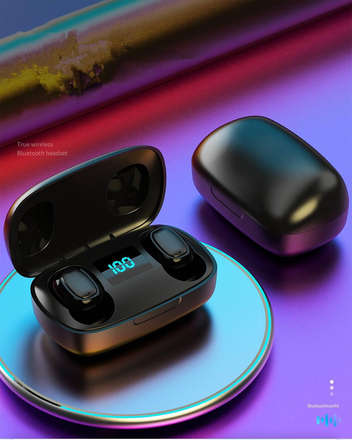 真无线蓝牙耳机双耳游戏运动隐形华为vivo小米iPhone安卓通用T10