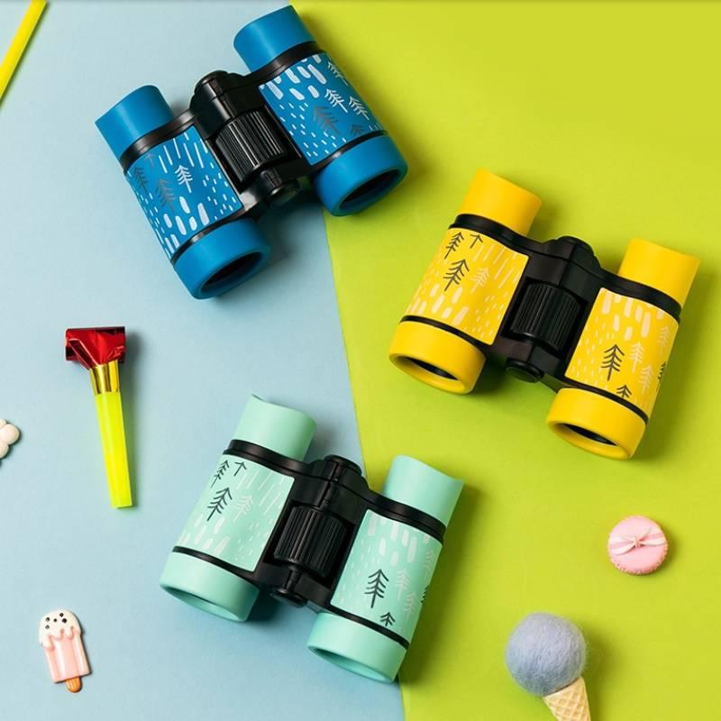 儿童望远镜正品高清玩具男孩女孩子高倍望眼镜护眼生日礼物幼儿园
