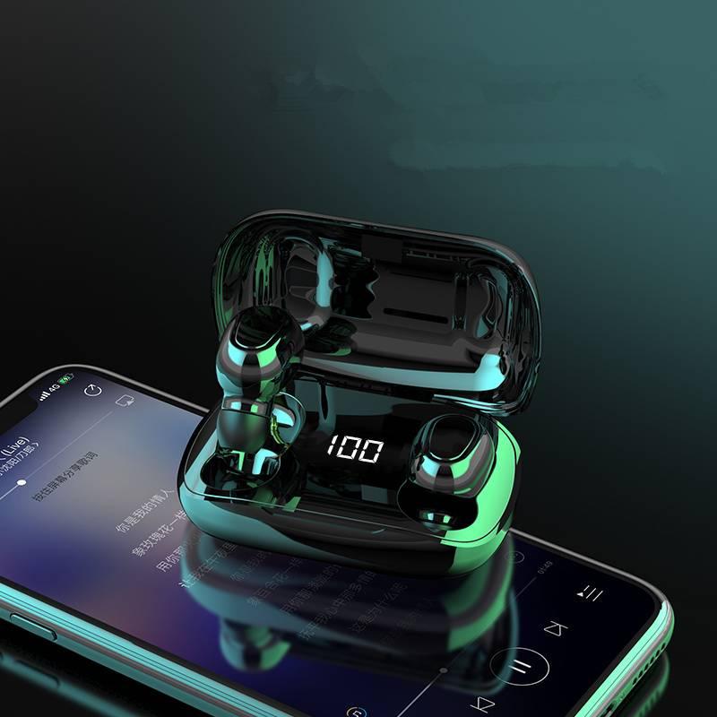 真无线蓝牙耳机双耳游戏运动隐形华为vivo小米iPhone安卓通用XT7