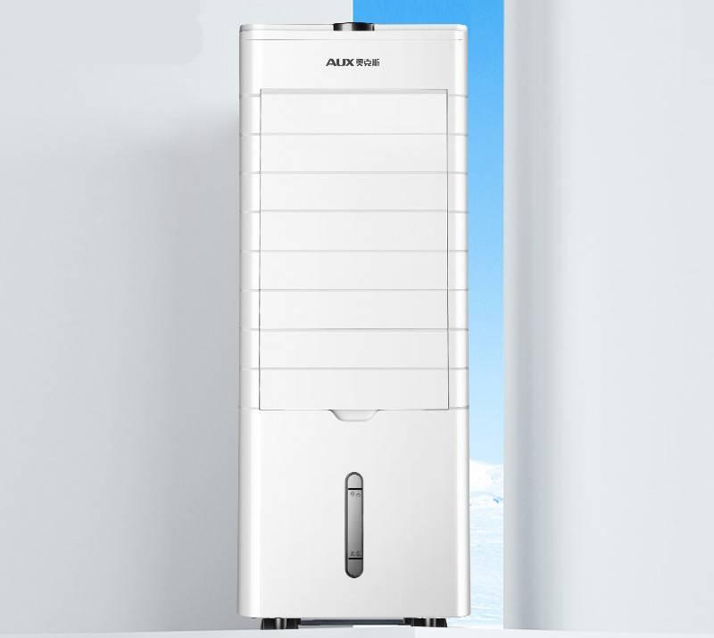 新款奥克斯扇家用小型冷风机制冷神器宿舍冷风扇加湿冷气移动空调