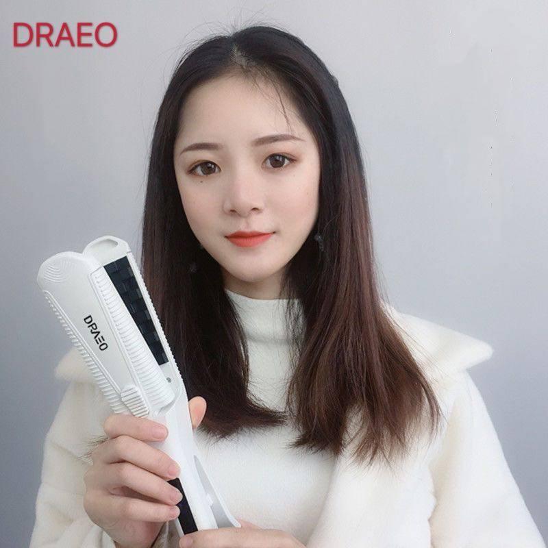 DRAEO林允同款头发蓬松神器玉米烫夹板卷发棒垫发根蓬蓬夹锡纸烫