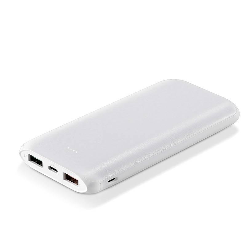 全兼容快充充电宝10000毫安便携超薄type-c移动电源适用于苹果PD华为手机超级快充vivo oppovooc闪充冲