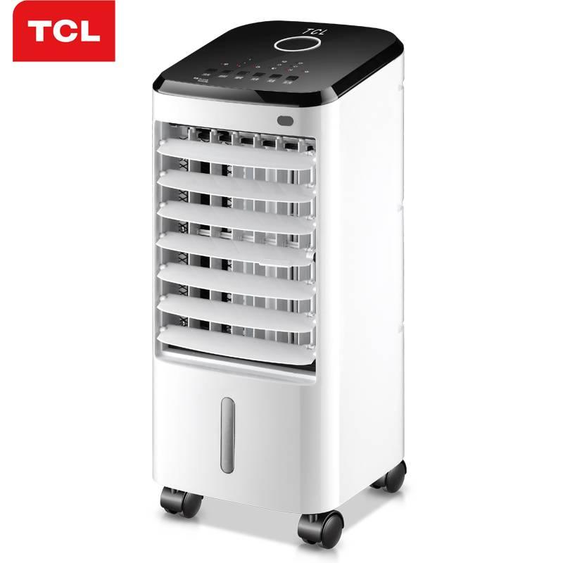 TCL空调扇单冷风扇加湿制冷风机家用遥控定时移动水冷气扇小空调