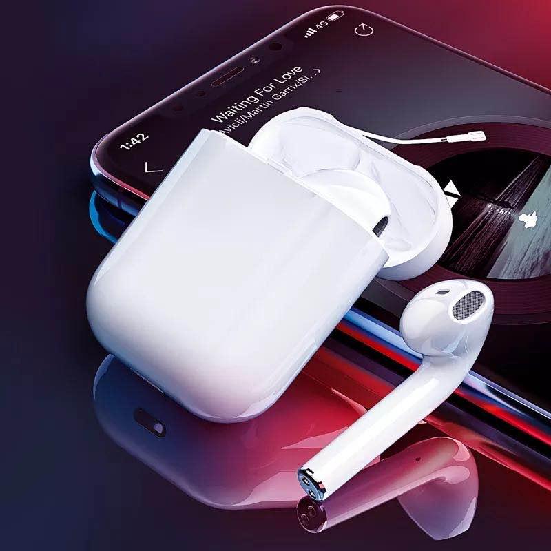无线蓝牙耳机双耳运动跑步入耳式ipods可爱华强北超长待机耳麦通用适用于苹果iphone华为小米vivo手机