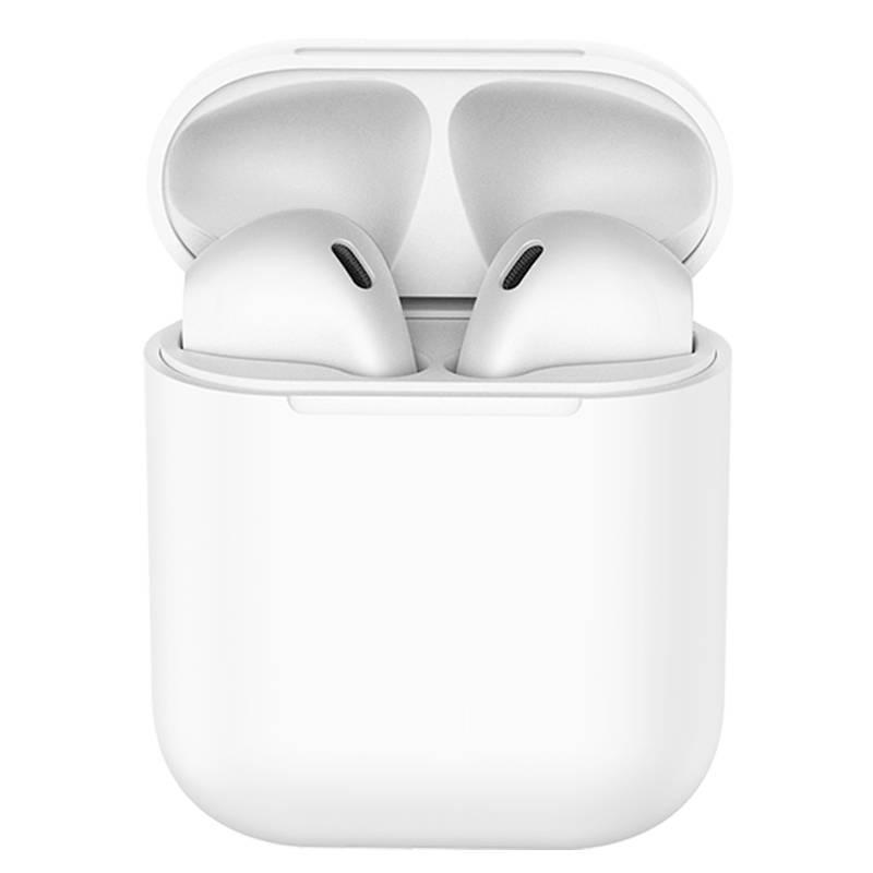 全颂马卡龙无线蓝牙耳机少女运动跑步防水防汗自带弹窗5.0版本13