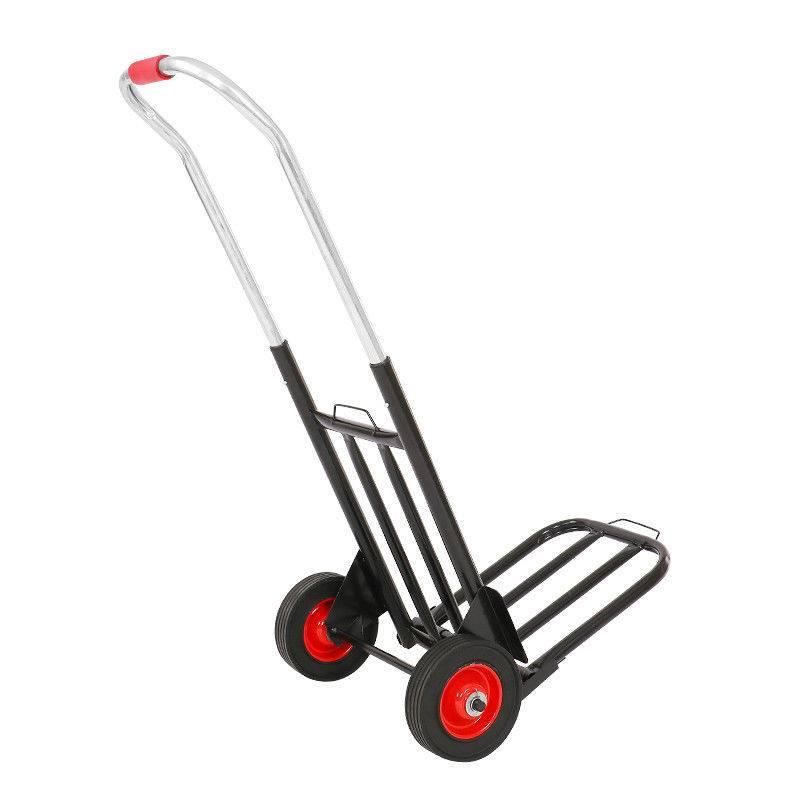 折叠行李车手拉车便携拉货载重王买菜拉杆车小拉车家用小拖车推车