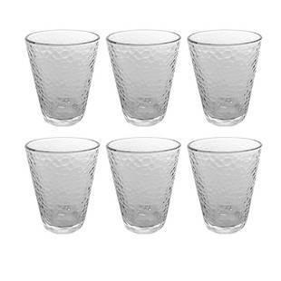 金邊玻璃杯ins風水杯啤酒杯家用耐熱喝水杯子牛奶杯果汁杯套裝