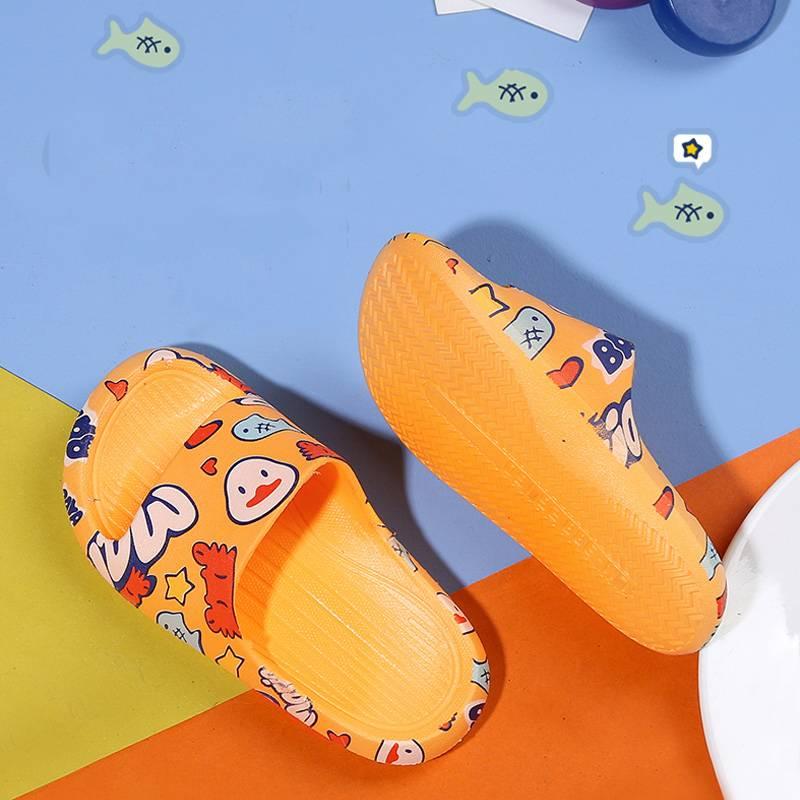 儿童拖鞋夏男童女童室内家用小孩凉拖亲子浴室防滑软底宝宝凉拖鞋