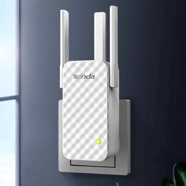 腾达A12 wifi信号扩大器增强放大加强器中继器无线网络华为同款