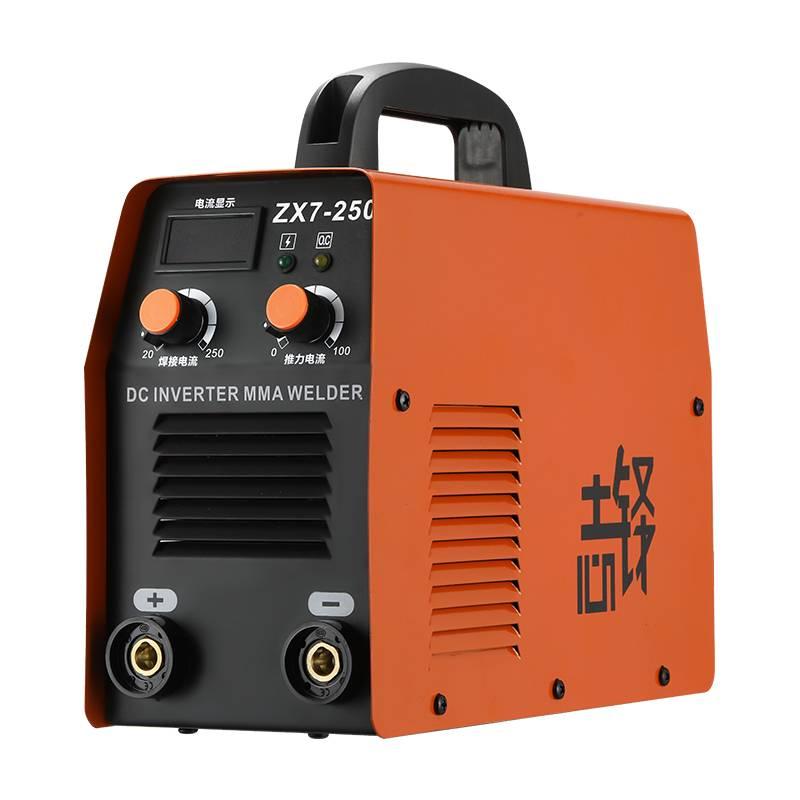 电焊机220V家用小型便携式全铜315双电压工业级380v三相迷你直流