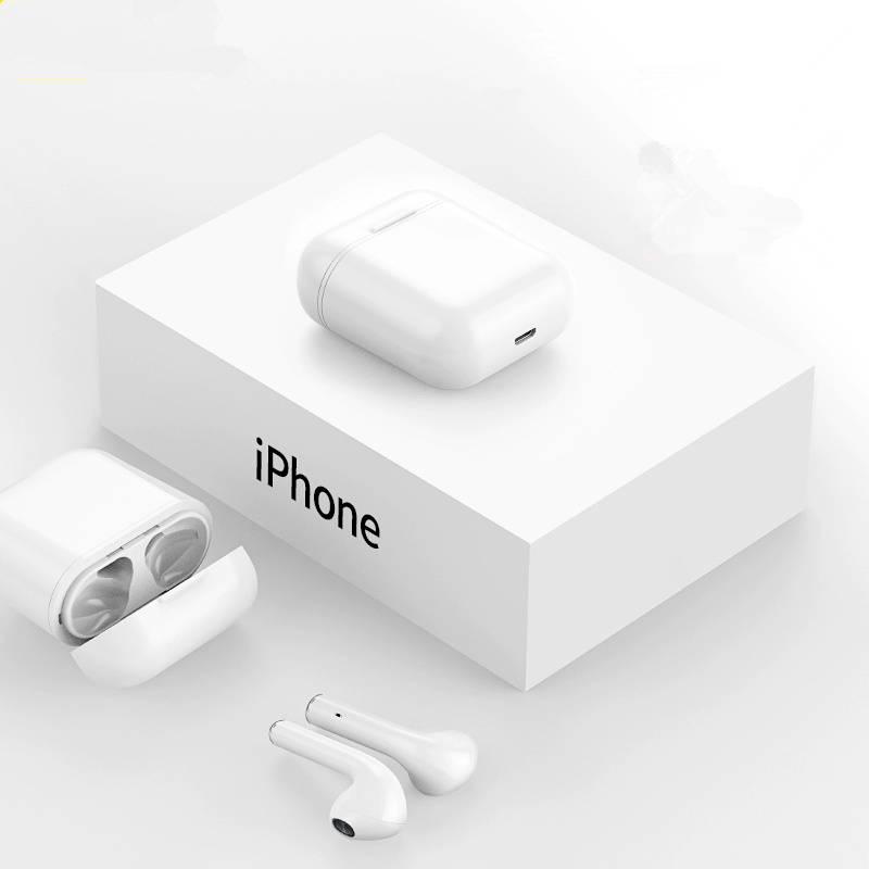 无线蓝牙耳机iPhone双耳运动跑步安卓通用适用苹果小米华为3代