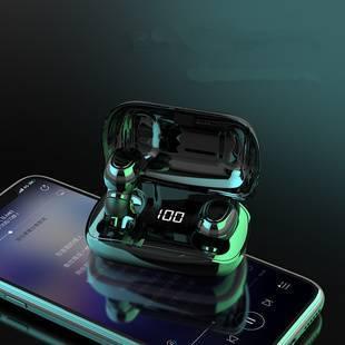 双耳无线蓝牙耳机安卓苹果通用