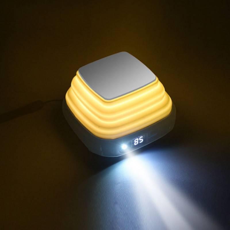 充电宝10000毫安自带线快充华为苹果专用三合一大容量移动电源超薄小巧便携带数据线vivo小米oppo手机户外
