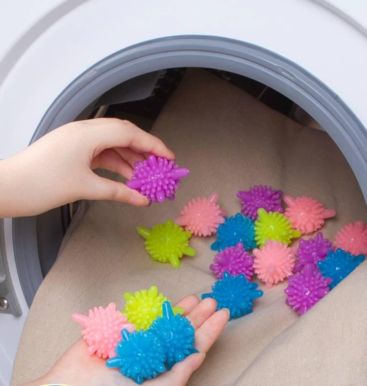 20个洗衣球魔力去污球大号洗衣机防缠绕清洁球防止衣服打结神器